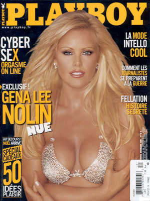Playboy Francais - Dec 2001