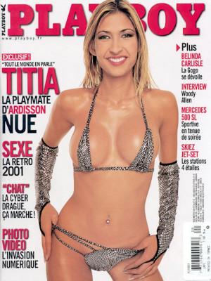 Playboy Francais - Jan 2002