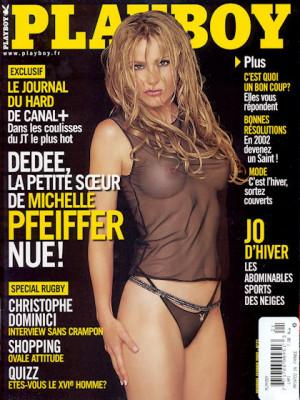 Playboy Francais - Feb 2002