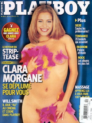 Playboy Francais - March 2002