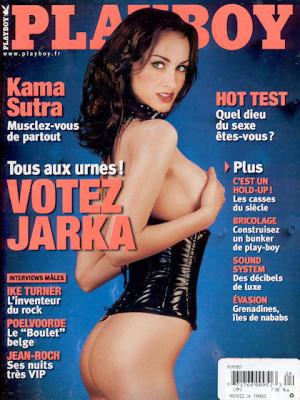 Playboy Francais - May 2002