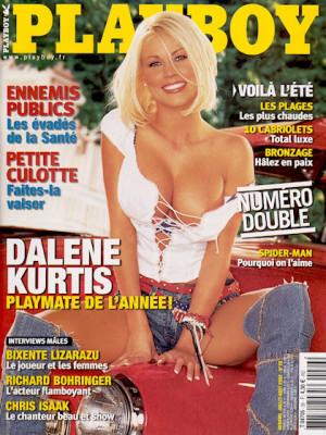 Playboy Francais - July 2002