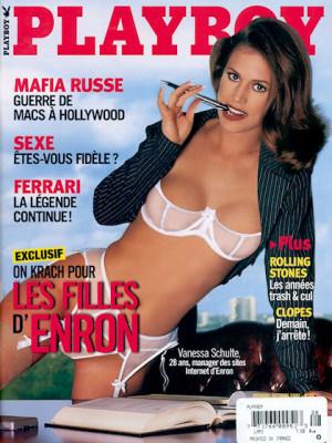 Playboy Francais - Oct 2002