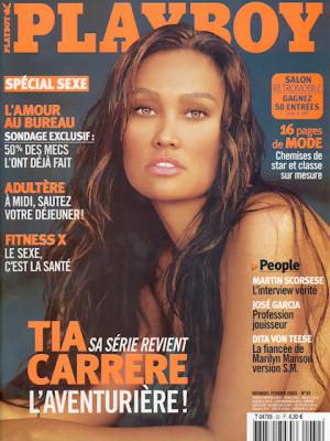 Playboy Francais - Feb 2003