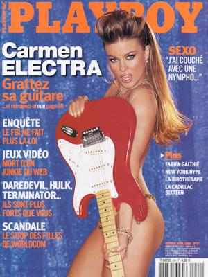 Playboy Francais - April 2003