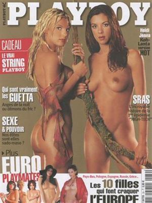 Playboy Francais - Oct 2003