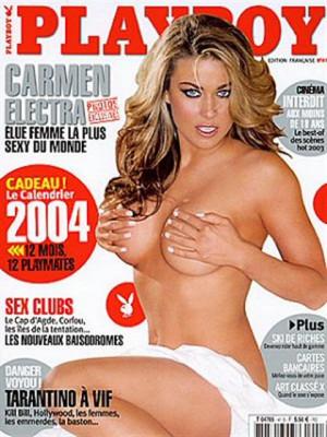 Playboy Francais - Dec 2003