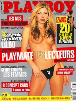 Playboy Francais - April 2004