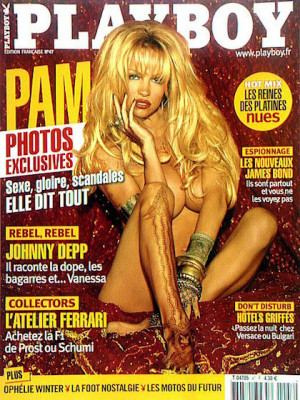 Playboy Francais - June 2004