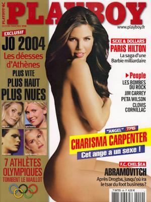 Playboy Francais - Sep 2004