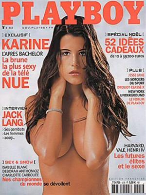 Playboy Francais - Dec 2004