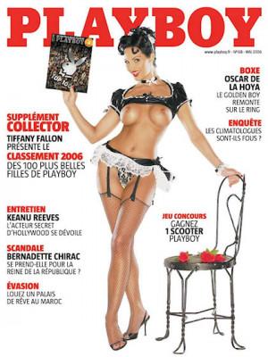 Playboy Francais - May 2006