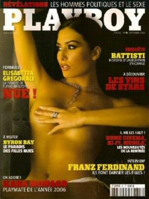 Playboy Francais - Sep 2006