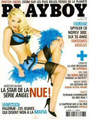 Playboy Francais - Nov 2006