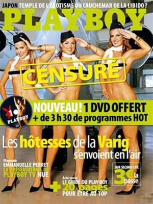 Playboy Francais - Feb 2007