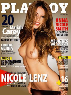 Playboy Francais - April 2007