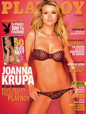Playboy Francais - May 2007