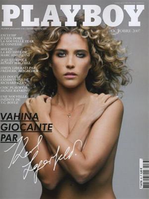 Playboy Francais - Oct 2007