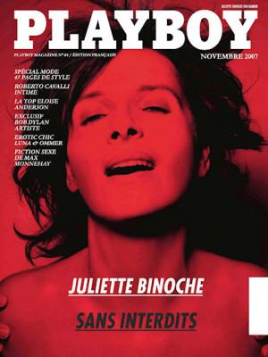 Playboy Francais - Nov 2007