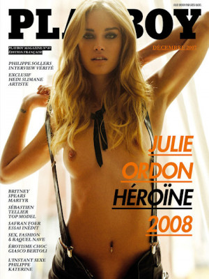 Playboy Francais - Dec 2007