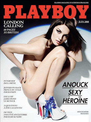 Playboy Francais - June 2008