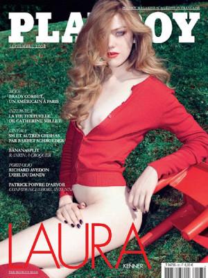 Playboy Francais - Sep 2008