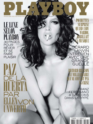 Playboy Francais - Feb 2009