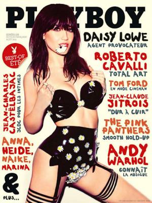 Playboy Francais - August 2011