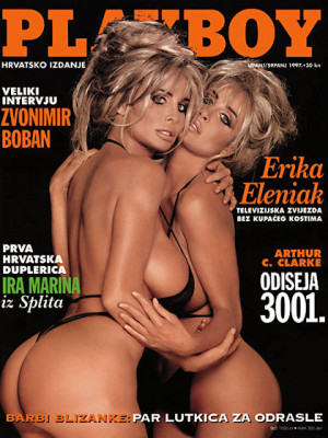 Playboy Croatia - June 1997