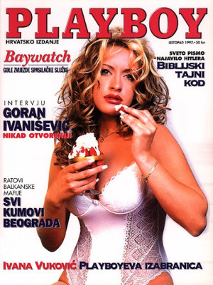 Playboy Croatia - Oct 1997
