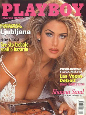 Playboy Croatia - Feb 1998