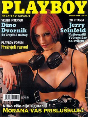 Playboy Croatia - Nov 1998