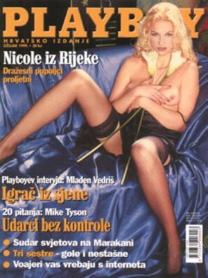 Playboy Croatia - March 1999
