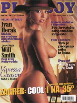 Playboy Croatia - Aug 1999
