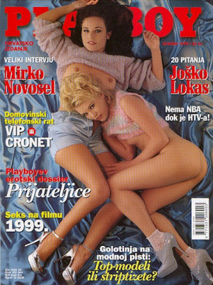 Playboy Croatia - Nov 1999