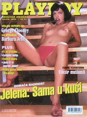 Playboy Croatia - Sep 2000
