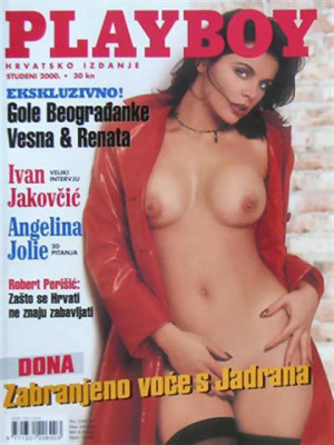 Playboy Croatia - Nov 2000