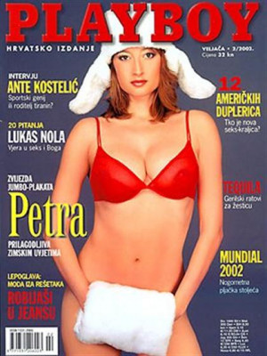 Playboy Croatia - Feb 2002