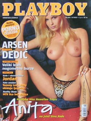 Playboy Croatia - Sep 2002