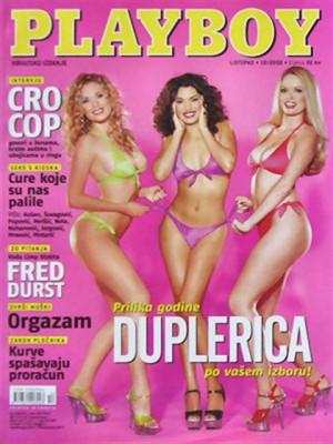 Playboy Croatia - Oct 2002