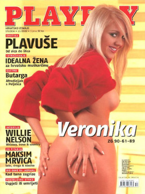 Playboy Croatia - Nov 2002