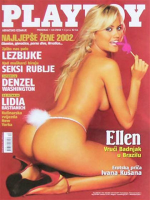Playboy Croatia - Dec 2002