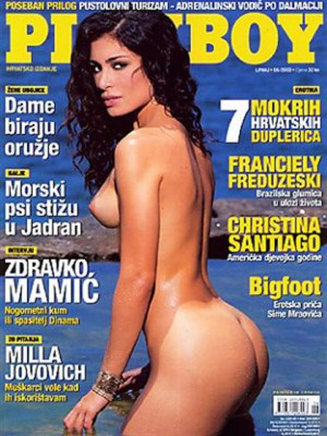 Playboy Croatia - June 2003