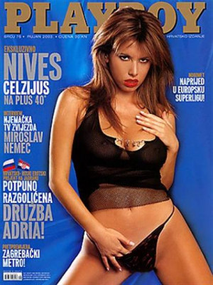 Playboy Croatia - Sep 2003
