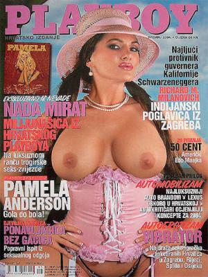 Playboy Croatia - May 2004