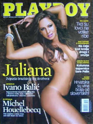 Playboy Croatia - Oct 2008