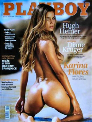 Playboy Croatia - Sep 2009