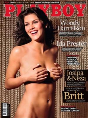 Playboy Croatia - Oct 2009