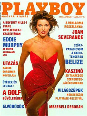 Playboy Hungary - April 1990