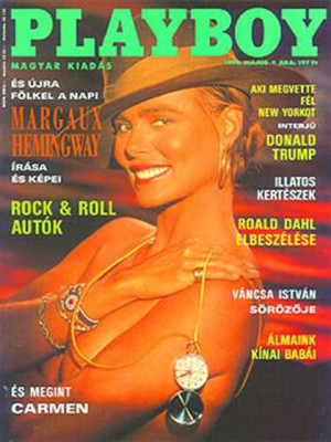 Playboy Hungary - May 1990